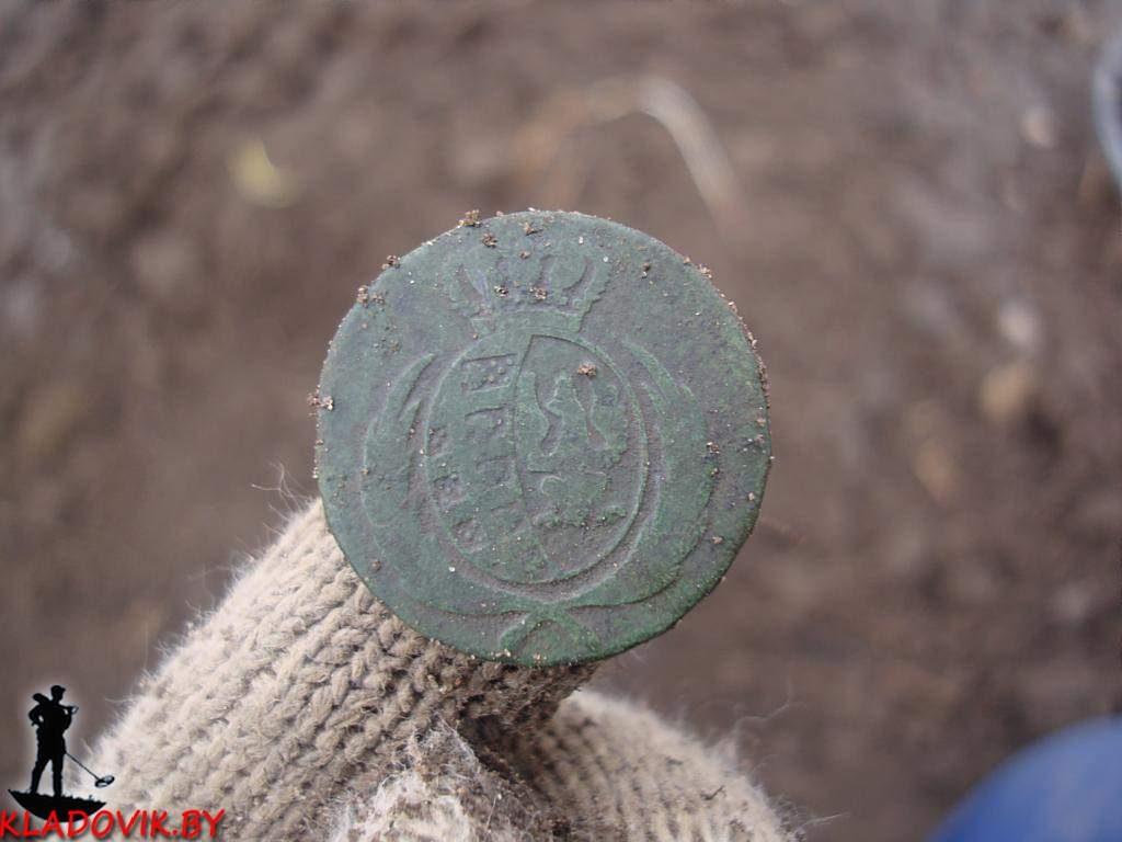 Поиск монет и реликвий