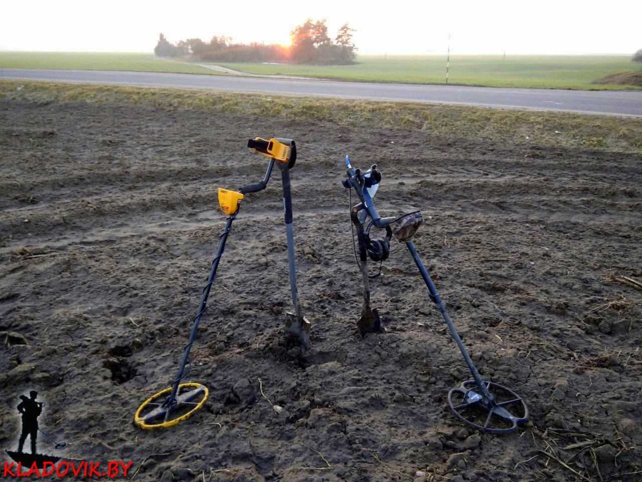 Новые дорогие находки копателей